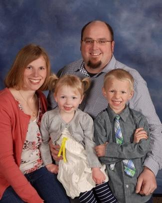 Pastor Chris & Katie Folkestad